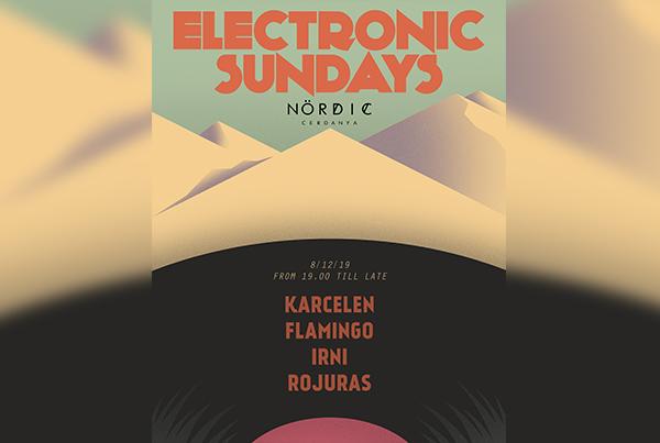 Opening Electronic Sundays